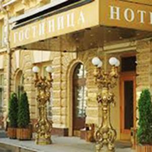Гостиницы Красногородского