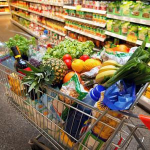 Магазины продуктов Красногородского