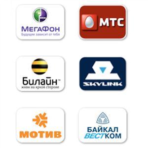Операторы сотовой связи Красногородского
