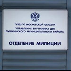 Отделения полиции Красногородского