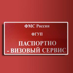 Паспортно-визовые службы Красногородского