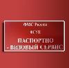 Паспортно-визовые службы в Красногородском